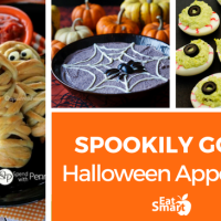 Spookily Good Halloween Appetizer Recipes