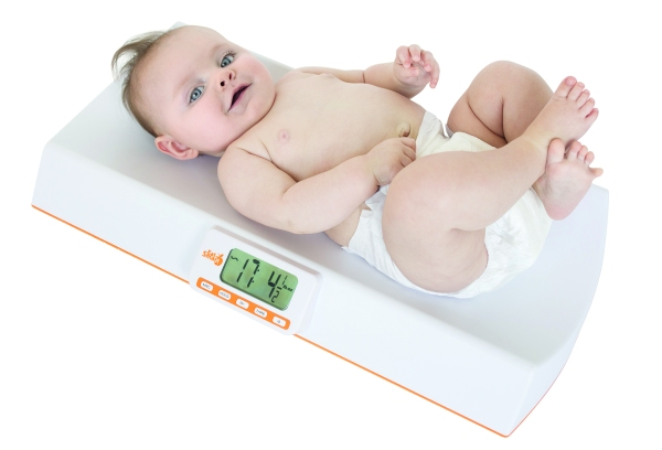 EatSmart Precision Baby Check Scale