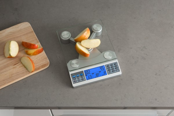 eatsmart-our Digital Nutrition Scale – Professional Food and Nutrient Calculator