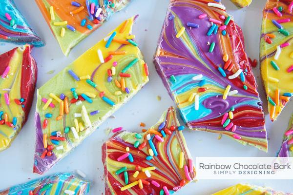 Rainbow-Chocolate-Bark-a-delicious-and-beautiful-chocolate-treat