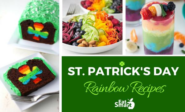 Rainbow Recipes for St. Patrick_s Day