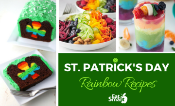 Rainbow Recipes for St. Patrick_s Day