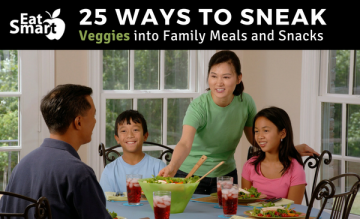 Sneak Veggies into Family Meals and Snacks-2