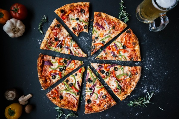 Sneak Veggies into Family Meals and Snacks-pizza