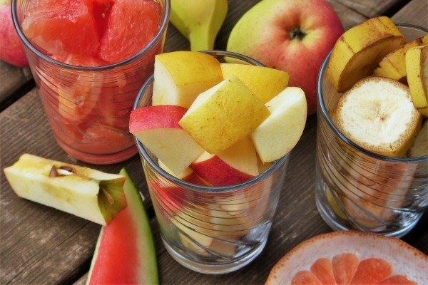 """How to """"Crowd Out"""" Unhealthy Foods-fruit-over-juice"""