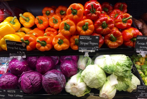 How to Reduce Grocery Costs without Sacrificing Nutrition-produce