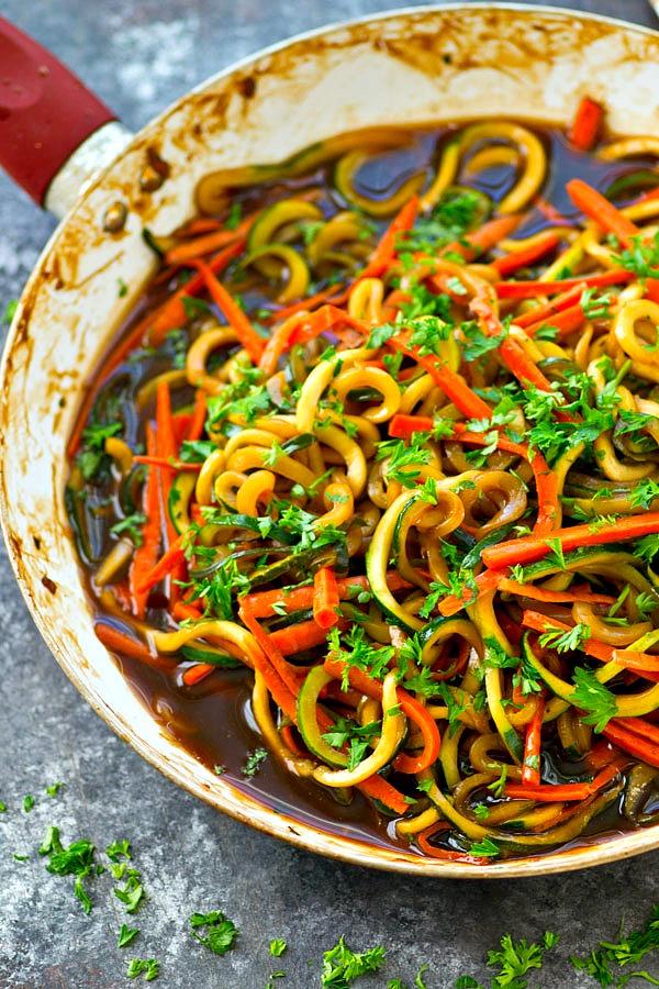 One-Pot-Teriyaki-Veggie-Noodles-Skillet4