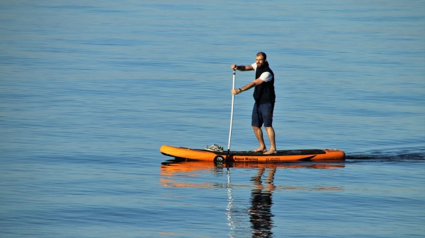 Outdoor Workouts That Don_t Feel Like Exercise-SUP